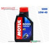 Bajaj Motul 5000 10W-40 4T Motosiklet Yağı - 1 LT