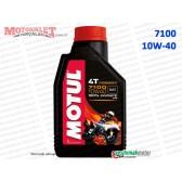 Bajaj Motul 7100 10W-40 4T Motosiklet Yağı - 1 LT