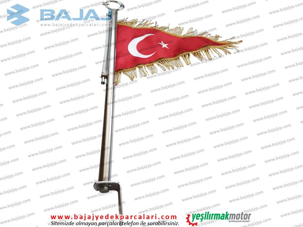 Motosiklet Türk Bayrağı, Ayyıldız Flaması