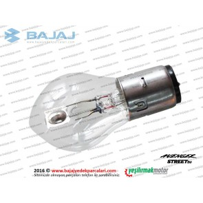Bajaj Avenger Street 150 Far Ampülü (Balon 12V/35W)