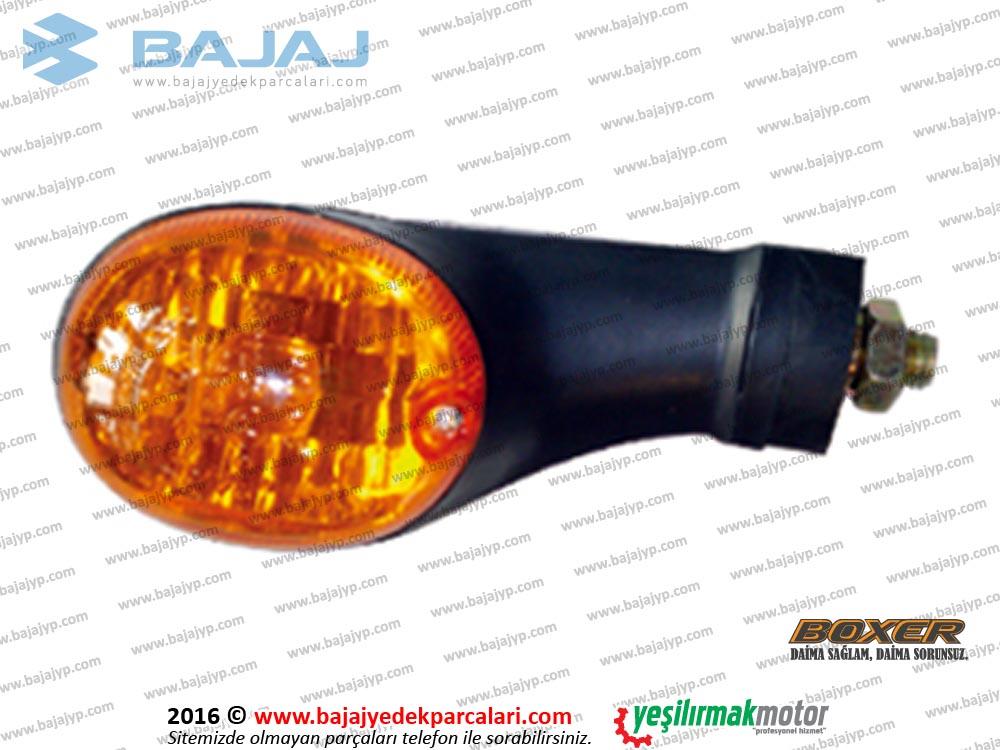 Bajaj Boxer BM150 Arka Sinyal - SAĞ TARAF
