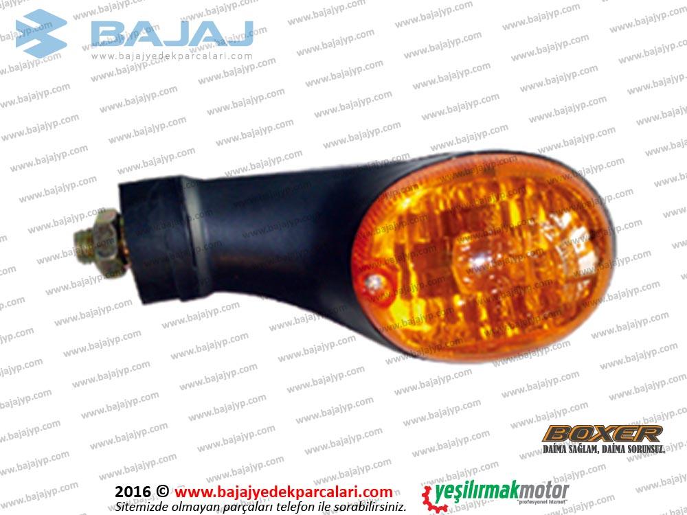 Bajaj Boxer BM150 Arka Sinyal - SOL TARAF