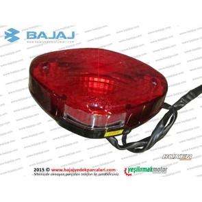 Bajaj Boxer BM150 Arka Stop Komple