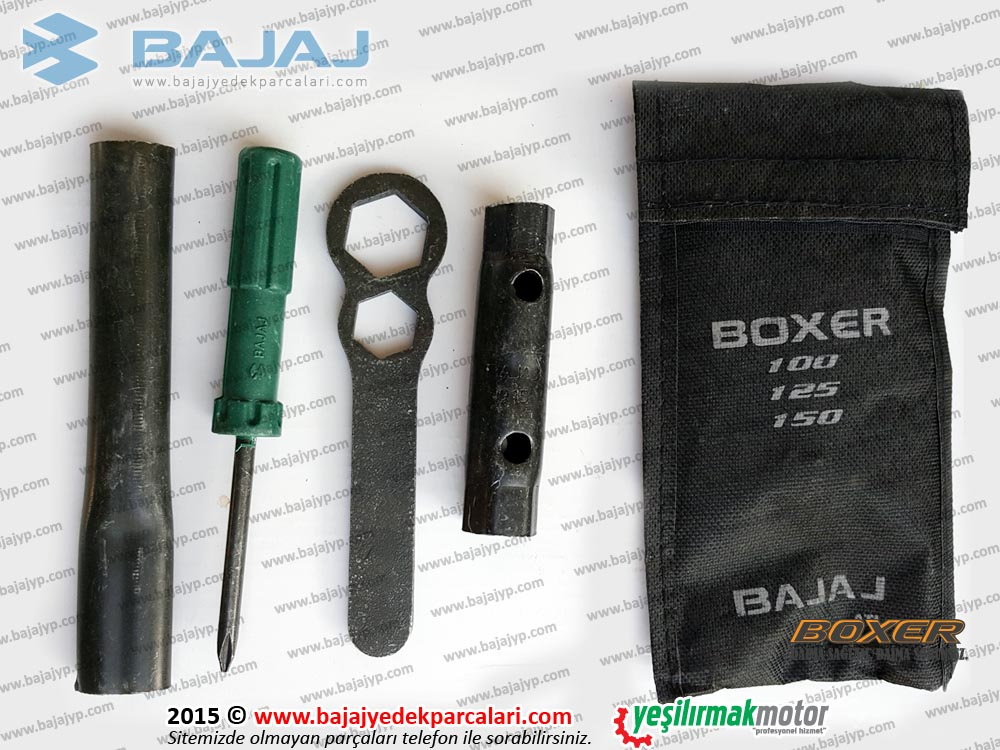Bajaj Boxer BM150 Avandallık Takımı
