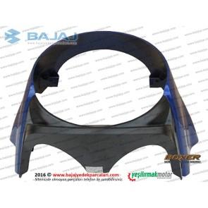 Bajaj Boxer BM150 Far Muhafazası Grenajı - Mavi