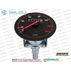 Bajaj Boxer BM150 Gösterge, KM, Kilometre Saati İç Tablosu - Komple