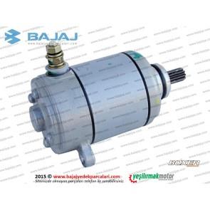 Bajaj Boxer BM150 Marş Motoru