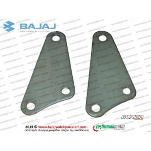 Bajaj Boxer BM150 Motor Bağlantı Sacı Üst - Takım