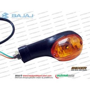 Bajaj Boxer BM150 Ön Sinyal - SOL TARAF