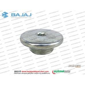 Bajaj Boxer BM150 Şanzıman Kapak Tapası - Sol