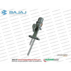 Bajaj Boxer BM150 Yakıt, Benzin Musluğu
