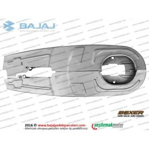 Bajaj Boxer BM150 Zincir Muhafazası - Takım