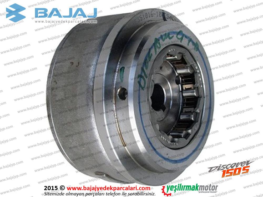 Bajaj Discover 150S Alternatör Kovanı, Volan, Rotor