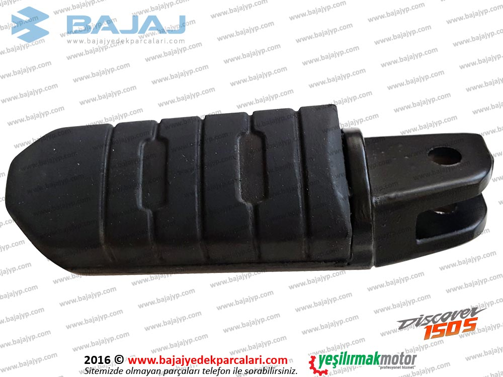 Bajaj Discover 150S Arka Basamak Sol - Komple