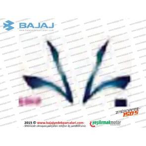 Bajaj Discover 150S Far Muhafazası Etiket Takımı