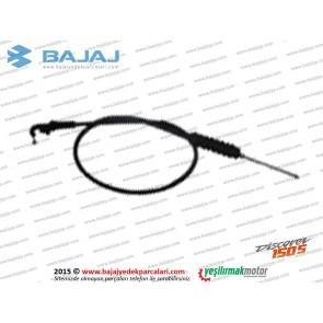 Bajaj Discover 150S Gaz Teli