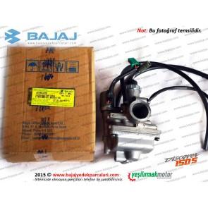 Bajaj Discover 150S Karbüratör Komple