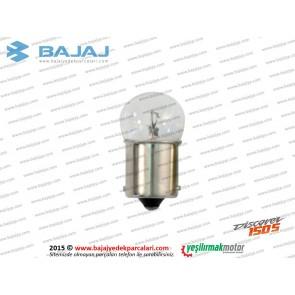 Bajaj Discover 150S Sinyal Ampülü - SARI RENK