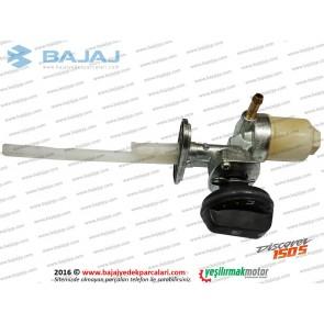 Bajaj Discover 150S Yakıt Deposu, Benzin Tankı Musluğu
