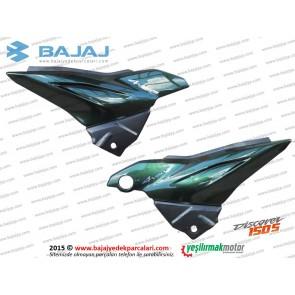 Bajaj Discover 150S Yan Panel Sağ, Sol - Takım