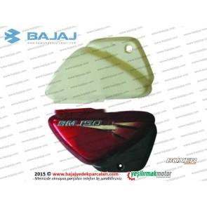 Bajaj Boxer BM150 Yan Panel Sağ, Sol Kapak Takımı