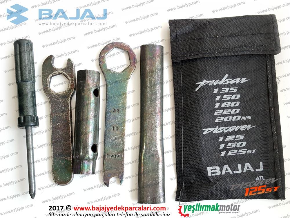 Bajaj Discover 125ST Avandallık