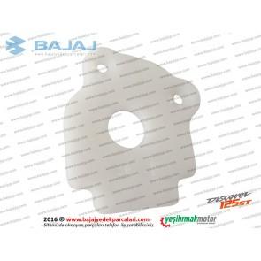 Bajaj Discover 125ST Basamak Dayama Plastiği - Sol Taraf