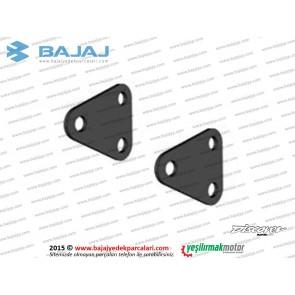 Bajaj Discover 125ST Motor Bağlantı Sacı Orta - 1 ADET