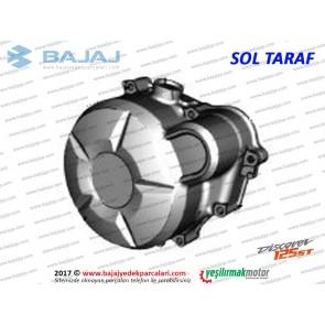 Bajaj Discover 125ST Şanzıman Kapağı - SOL TARAF