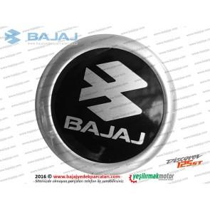Bajaj Discover 125ST Şanzıman Sağ Kapak Bajaj Logosu