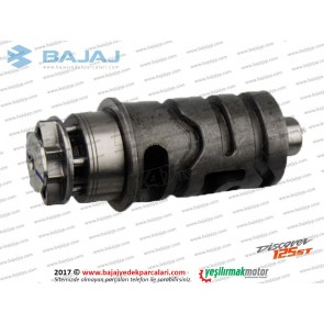 Bajaj Discover 125ST Sekromenç - Komple