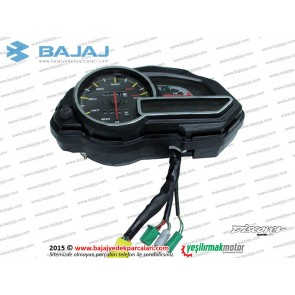 Bajaj Discover 125ST KM (Kilometre) Saati, Gösterge Paneli - Komple