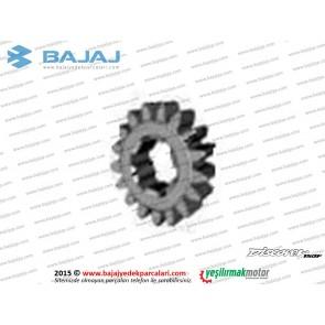 Bajaj Discover 150F 2. Vites Dişlisi Karşılığı