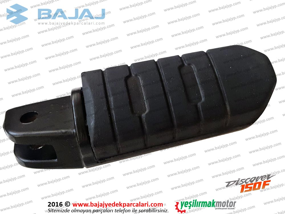 Bajaj Discover 150F Arka Basamak Sağ - Komple