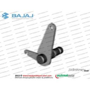 Bajaj Discover 150F Arka Fren Pedalı Komuta Parçası