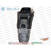 Bajaj Discover 150F Arka Kuyruk