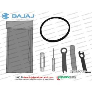 Bajaj Discover 150F Avandallık, Anahtar Takımı Seti