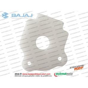 Bajaj Discover 150F Basamak Dayama Plastiği - Sol Taraf