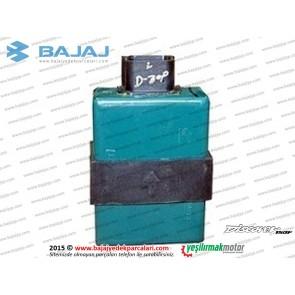 Bajaj Discover 150F Cdi, Beyin