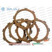 Bajaj Discover 150F Debriyaj Balatası Set