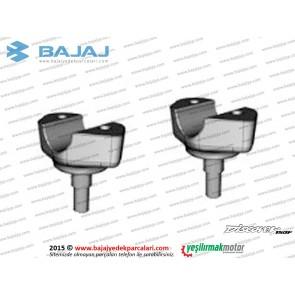 Bajaj Discover 150F Direksiyon Boru Sabitleme Kelepçesi - Alt Takım