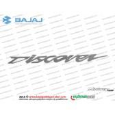 Bajaj Discover 150F Discover Yazısı, Yakıt Depo Yazısı - 1 ADET
