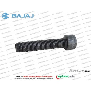 Bajaj Discover 150F Eksantrik Zincir Gergi Klavuz Civatası