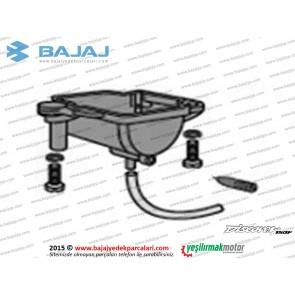 Bajaj Discover 150S Karbüratör Alt Kapağı