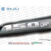 Bajaj Discover 150F Sele Altı Grenaj 150F Yazısı, Etiketi