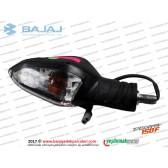 Bajaj Discover 150F Sinyal, Arka - SOL TARAF