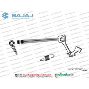 Bajaj Discover 150F Vites Mili Komple