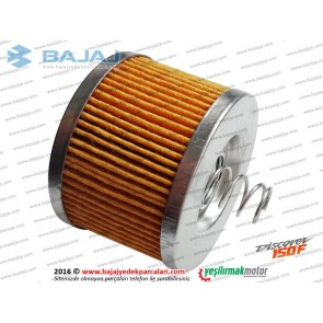 Bajaj Discover 150F Yağ Filtresi