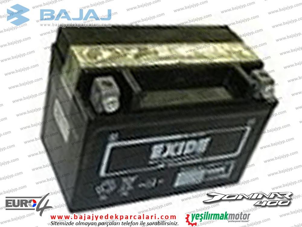 Bajaj Dominar 400 Aküsü - 12V 8A