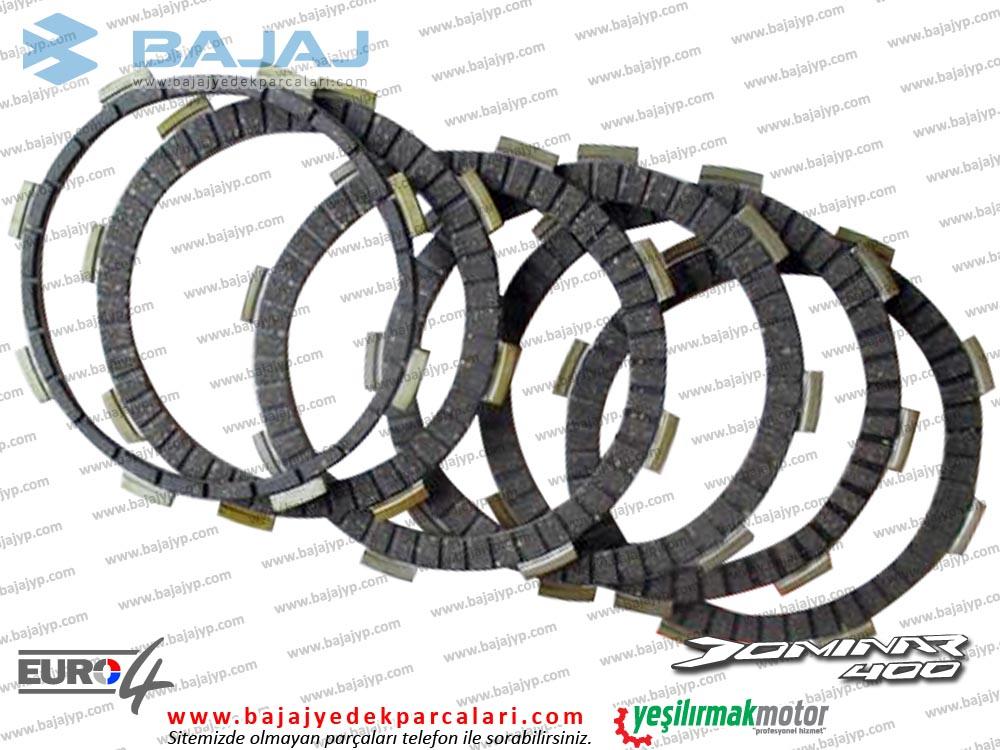 Bajaj Dominar 400 Debriyaj Balatası Takımı